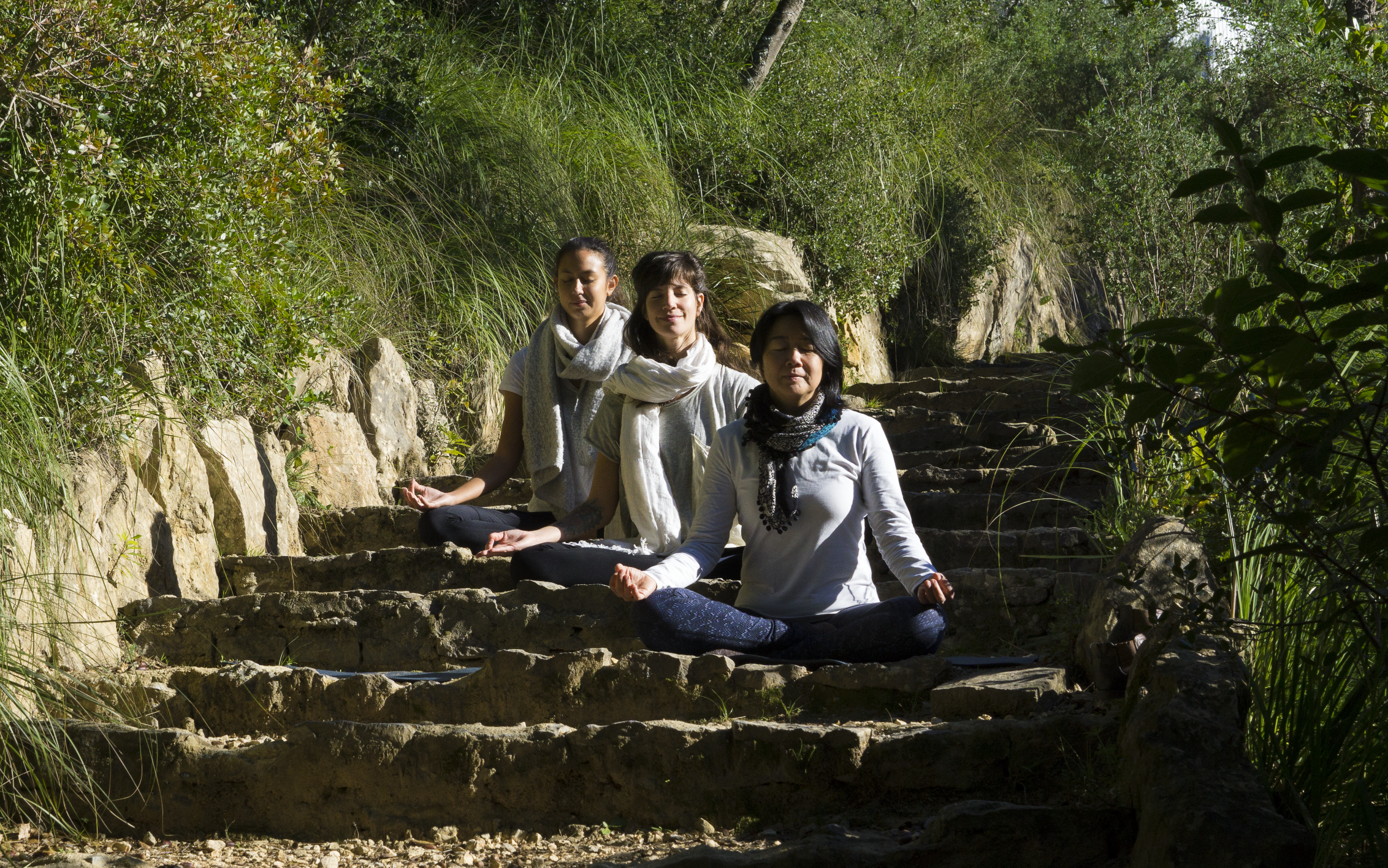 5 Days Zen New Year Yoga and Mindfulness Retreat